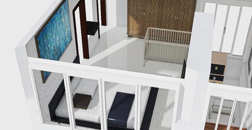 2ND BEDRM Interior Design Render
