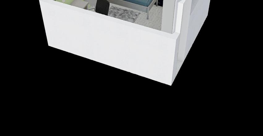 quarto alexya Interior Design Render