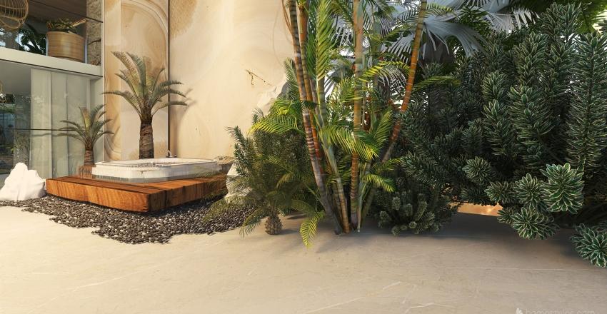 #HSDA2020Commercial Hawaiian Vibes by DOĞA Interior Design Render