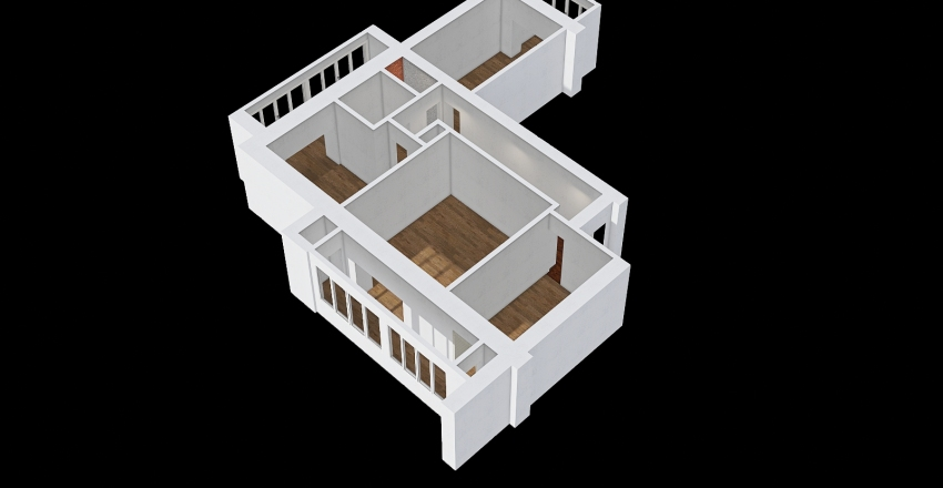 План урок Interior Design Render