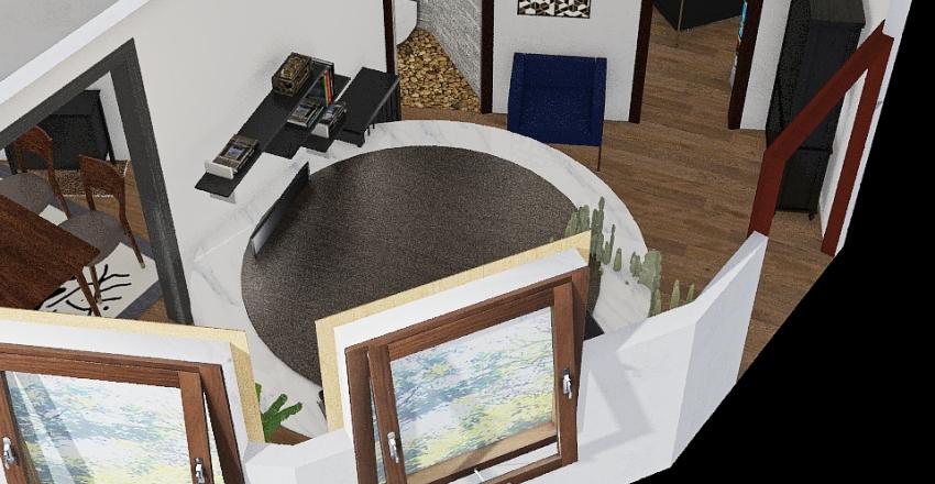 T505 Arsene Bouet2 Interior Design Render