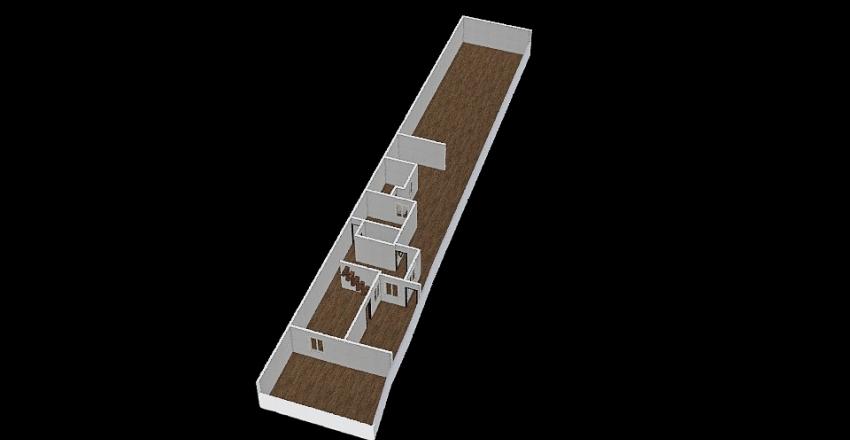 casa imaginaria Interior Design Render