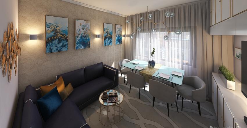 Polona 92 Interior Design Render