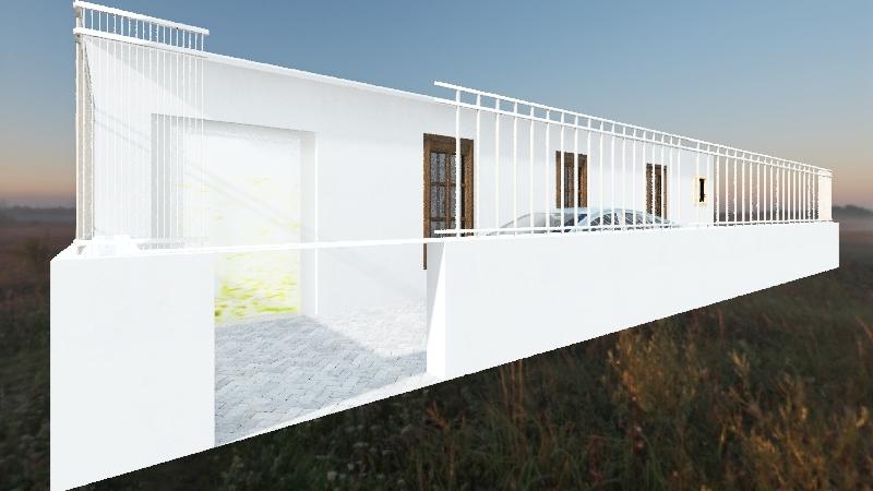 San Blas2 Interior Design Render