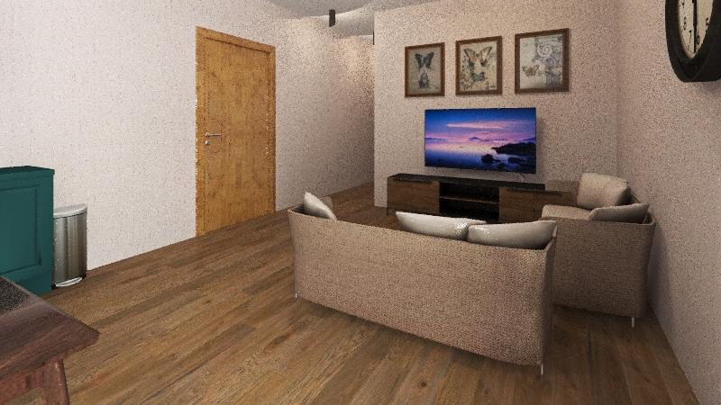 familia Interior Design Render