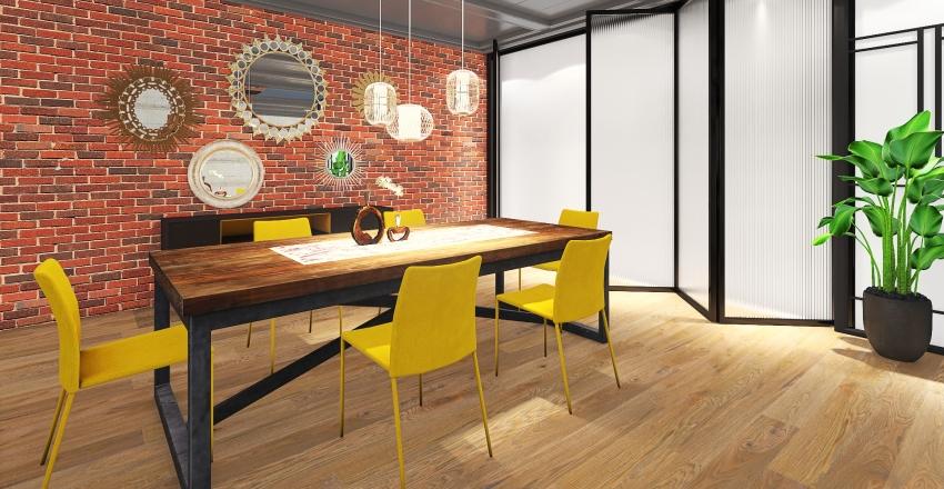 Avance nuevo Interior Design Render