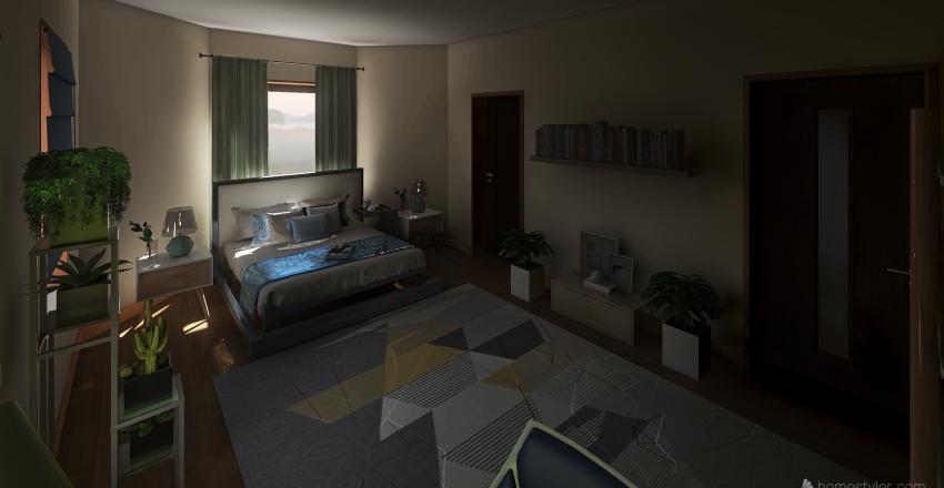 velur Interior Design Render