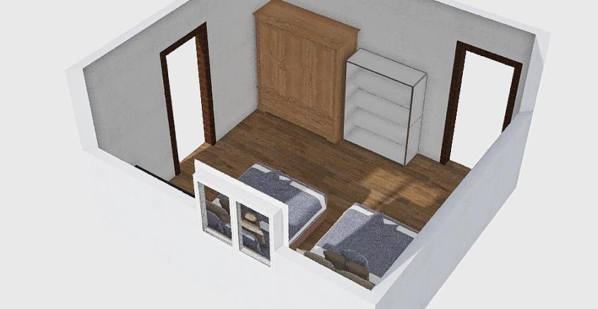 Cel. Martins Interior Design Render