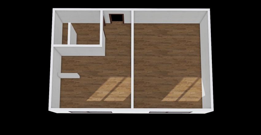 barborka 1,5i Interior Design Render