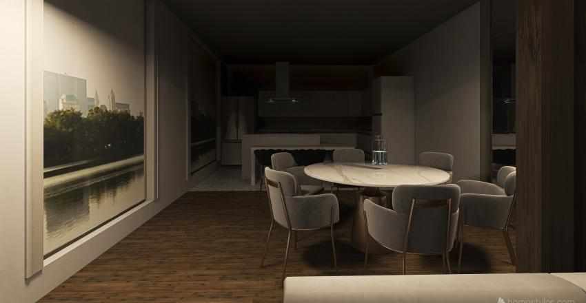 CSJH Interior Design Render