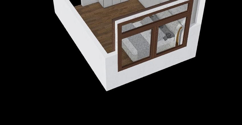 1brTCA Interior Design Render
