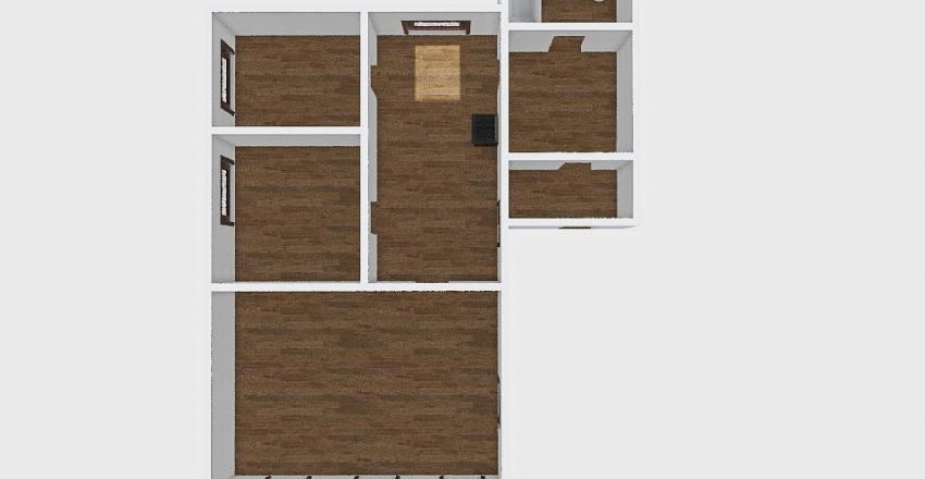 Дома_0502 Interior Design Render