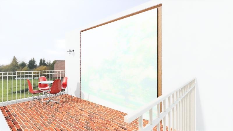 Projeto final Interior Design Render