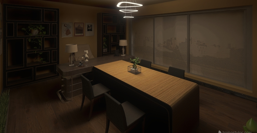 Berbari Interior Design Render