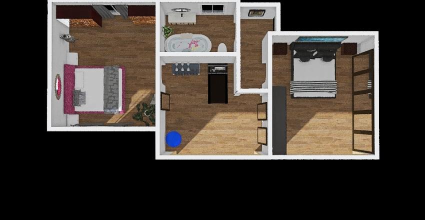 maurone 2 Interior Design Render