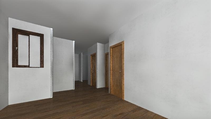 apto Olga v3 Interior Design Render