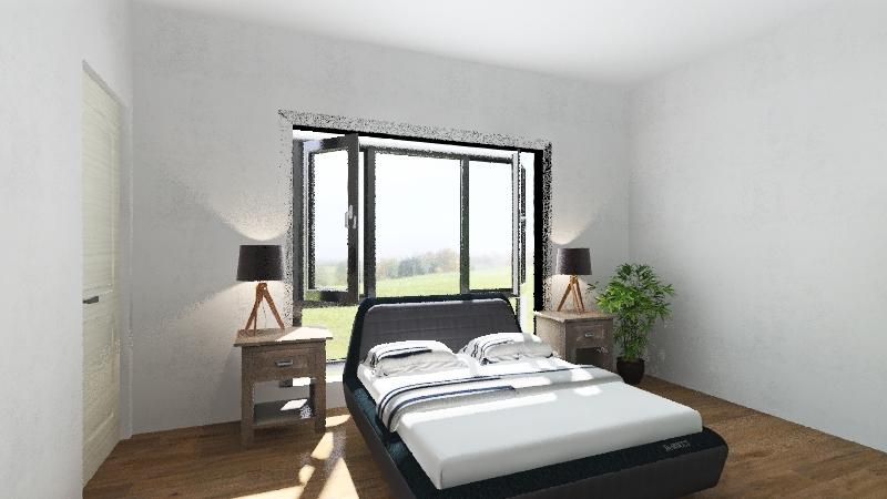 Homestyler bedroom assignment Interior Design Render