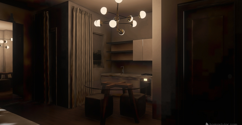 carolina carrino Interior Design Render