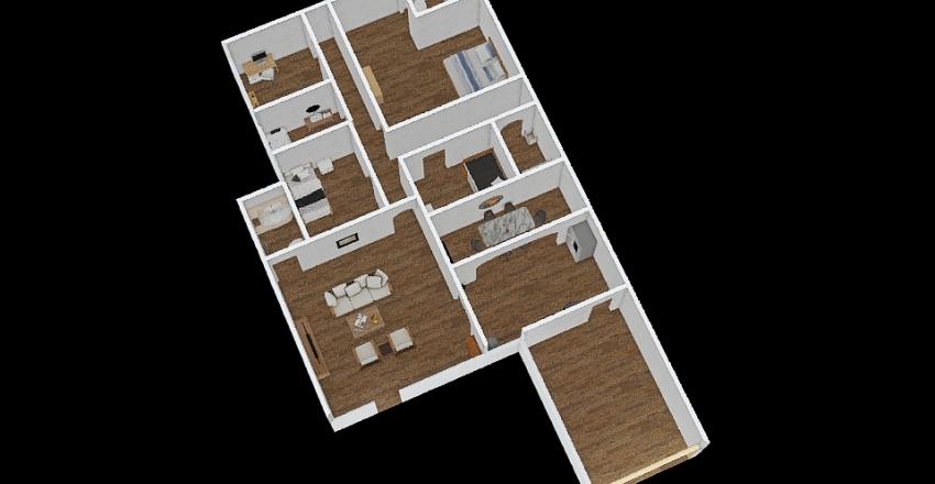 space, functionality Interior Design Render