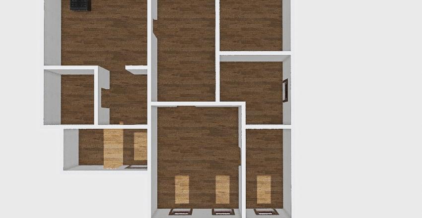 Дома_0504 Interior Design Render