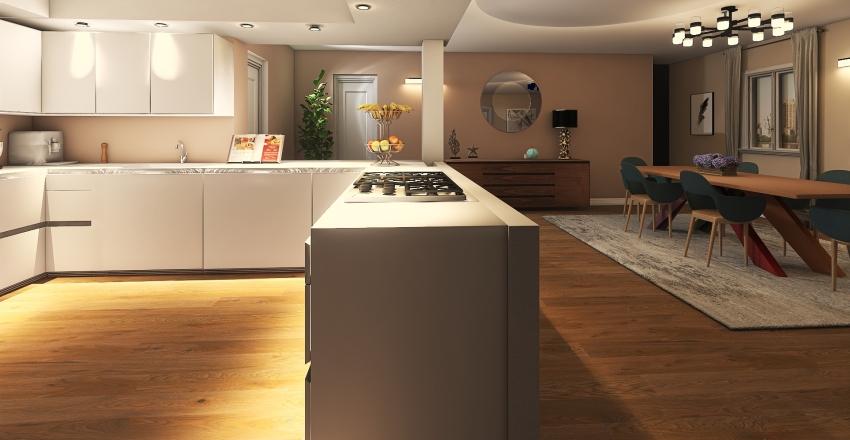 morando Interior Design Render