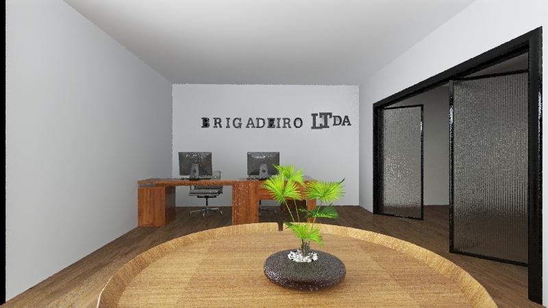 BRigadeiro LTDA Interior Design Render
