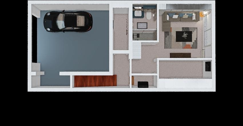 Novembre 2020 Interior Design Render