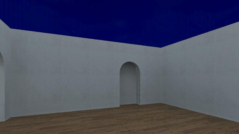 ฉากกทม Interior Design Render