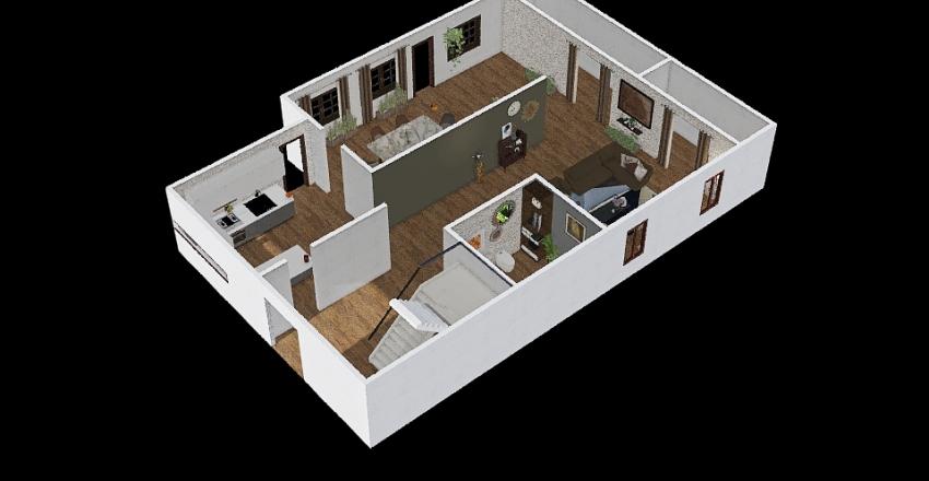 ADRE Interior Design Render