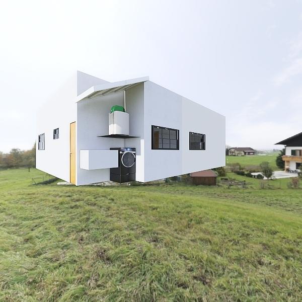 Casa Santa desp de Banqueo Interior Design Render