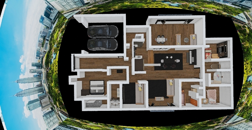 mi proyecto IV periodo Interior Design Render