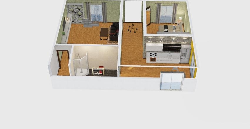 TR Interior Design Render