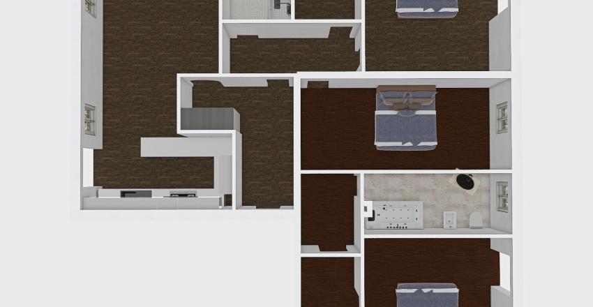 padovani Interior Design Render