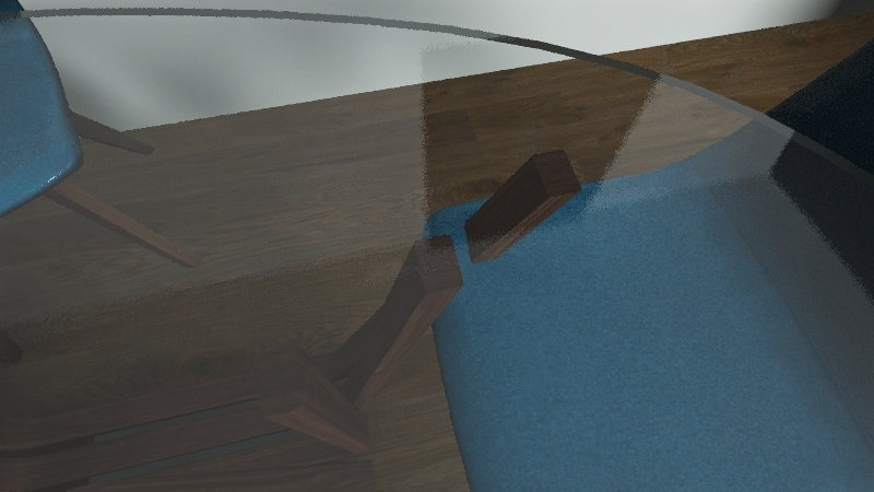 LIVING ROOM -  NEW MODERN STYLE Interior Design Render