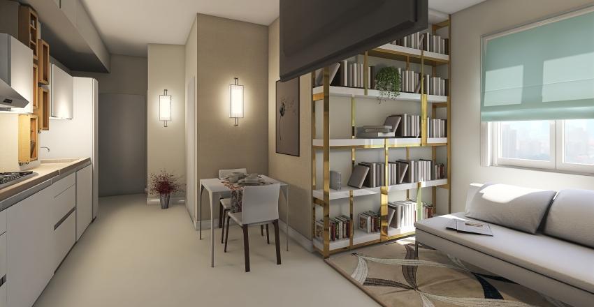 P. Interior Design Render
