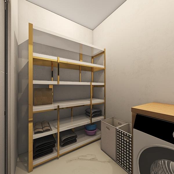 Nila 2 parterówka ver.2 Interior Design Render