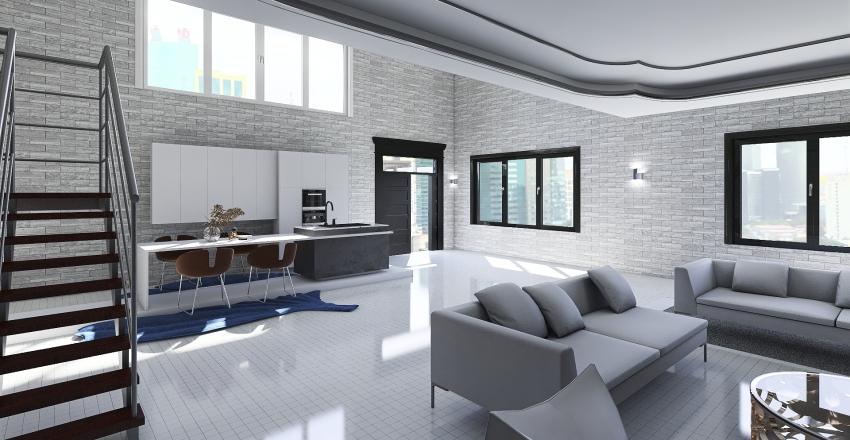 PROJECT 006- MODERNICA Interior Design Render