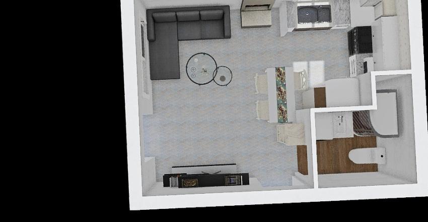 ΑΜ Interior Design Render