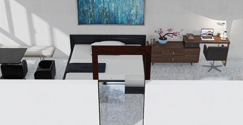 RAMBHA 3rd BR B Interior Design Render