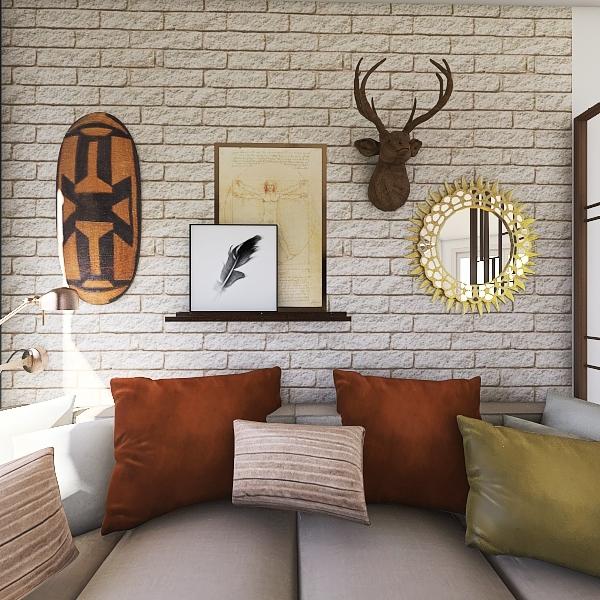 Aleksandra projekt Interior Design Render
