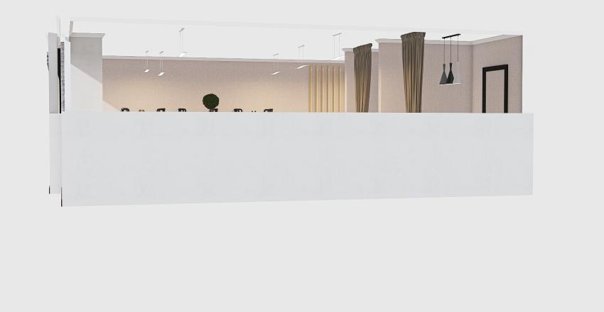 tienda estilo nordico industrial ll Interior Design Render