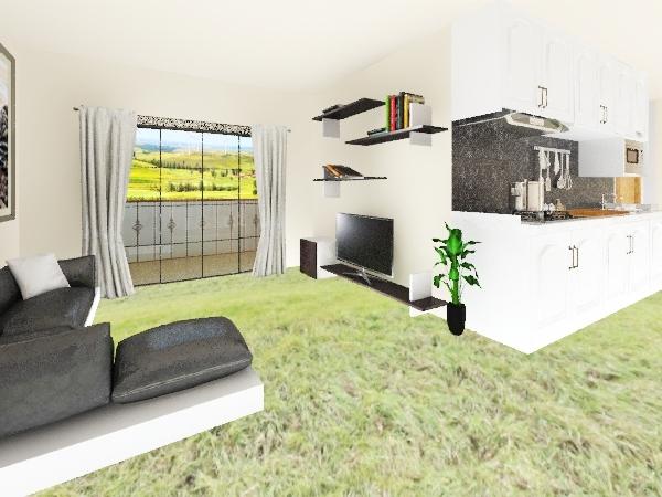 progetto casuccia Interior Design Render