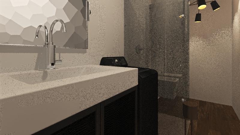 mari cugi Interior Design Render
