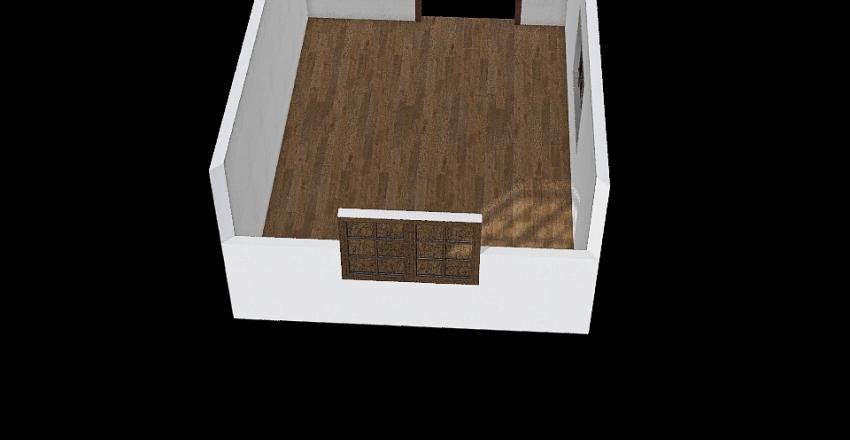 начальный Interior Design Render