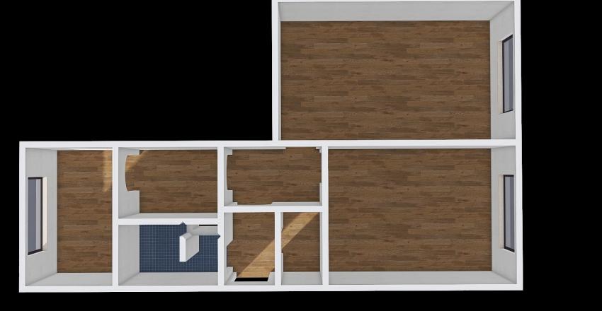 Prelouc_ObrancuMiru Interior Design Render