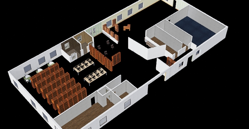 MPL  Interior Design Render