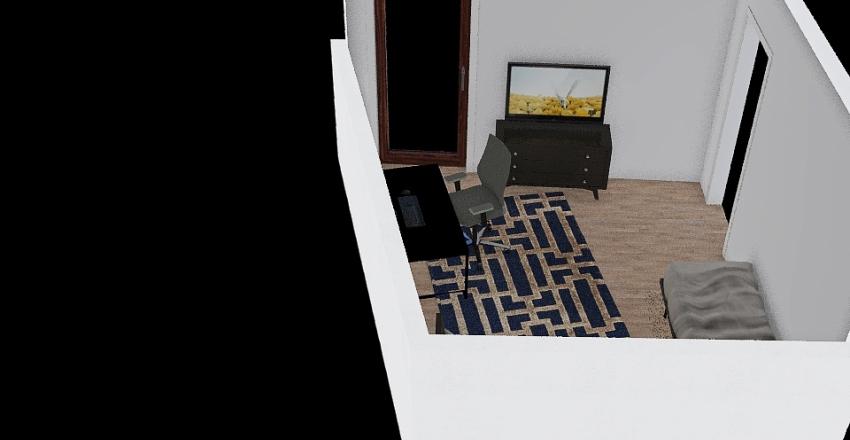 Lory_samu_bedroom Interior Design Render