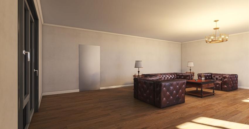 Учебный проект1 Interior Design Render