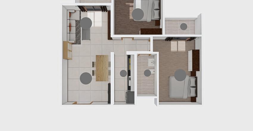 太子城 Interior Design Render
