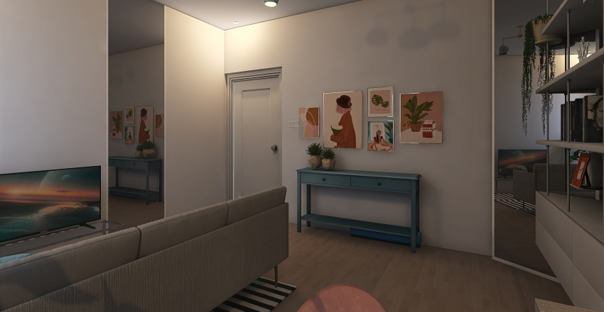 .S1 Interior Design Render